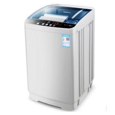 75公斤消毒全自动洗衣机4人智能节能家用型不锈钢迷你全自动洗衣