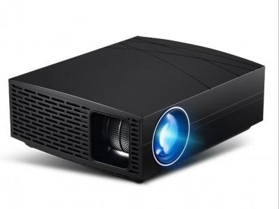 新款投影仪F20真立体声超感音质高清1080P家用投影机跨境优选现货