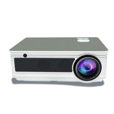 投影仪新款ZB-S015家用LED高清投影仪支持1080P无线手机投影机