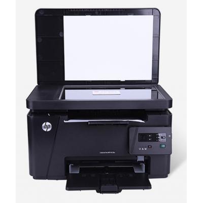 惠普M126a黑白激光多功能一体机打印复印扫描办公打印机