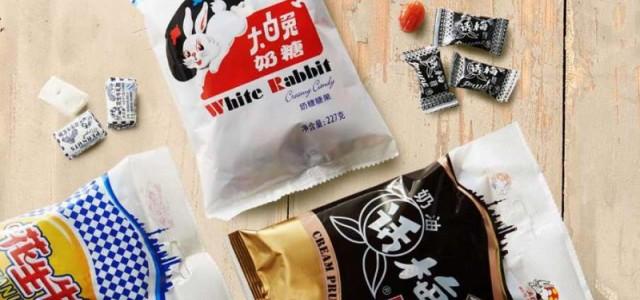 大白兔奶糖品牌故事