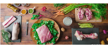 雏牧香生态肉品牌