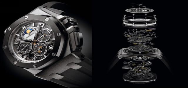 男士手表哪个品牌好?爱彼,男士腕间利器