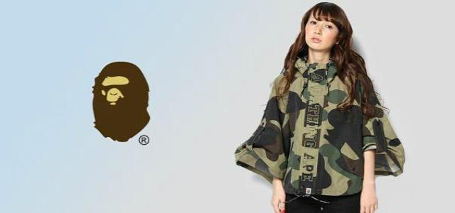 BAPE服饰品牌:辨别BAPE产品真假的小常识
