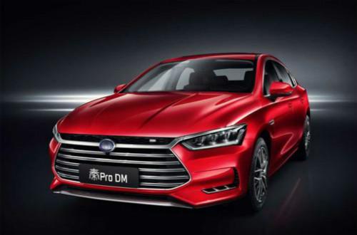比亚迪Pro EV上市 预售价格在15-20万元左右