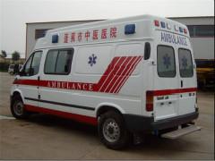 救护车的规章制度,使用救护车的费用