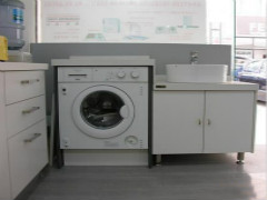 怎么布置一个适合自己的洗衣区