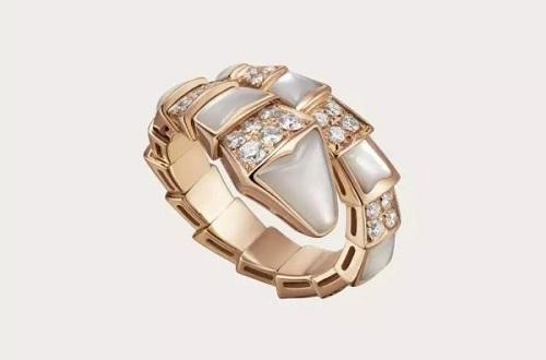 珠宝品牌宝格丽推出新品结婚钻戒