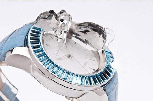 手表品牌祖利水晶腕表带你领略目不暇接的色彩王国