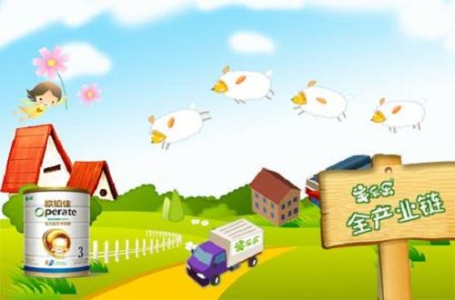 奶粉品牌羊乐乐乳业总经理黎飞专访