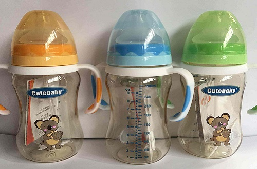 母婴品牌可爱多公司总裁赖华伟专访,揭露奶瓶生产的全过程