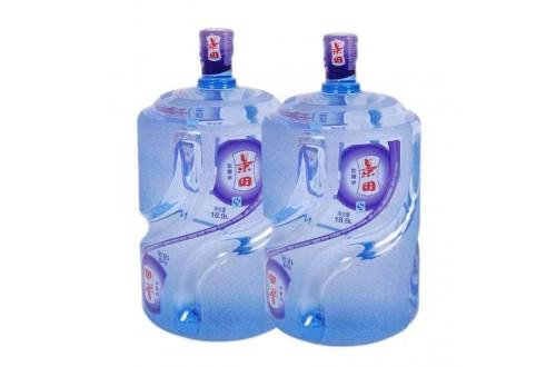 全国矿泉水占有量第一的品牌—景田,桶装水内发现黑色异物