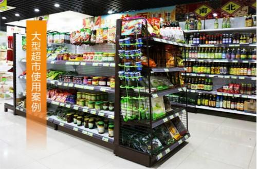 实邦超市货架:商业陈列的奥秘和长寿保养的艺术