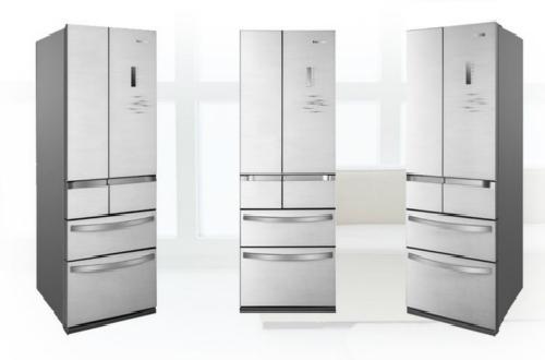 卡萨帝冰箱引领冰箱进入六门时代,解决食材窜味的难题