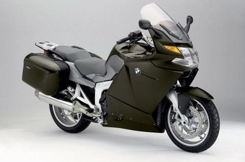 汽车品牌宝马新推出自动平衡摩托车,高端摩托车品牌