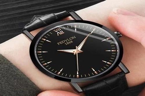 男士手表品牌哪些好?全球手表十大驰名品牌