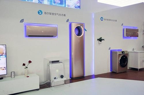 家电品牌海尔新推出互联网冰箱,给用户超值体验