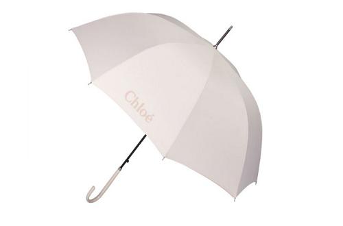 世界知名雨伞品牌chloé 更换新标,新推出限量版雨伞