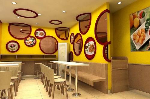 连锁餐饮店如何建立大品牌形象?