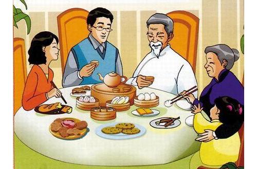 国学小常识|古代餐桌礼仪你了解多少?