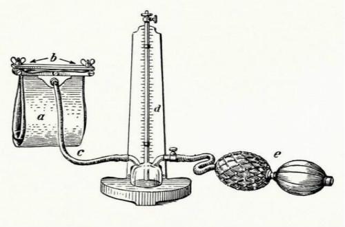 生活中经常使用的血压计是如何发明和改进而来的?