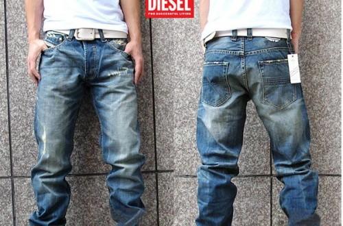 diesel牛仔裤的版型特点及选购要点分享 如何选购diesel牛仔裤
