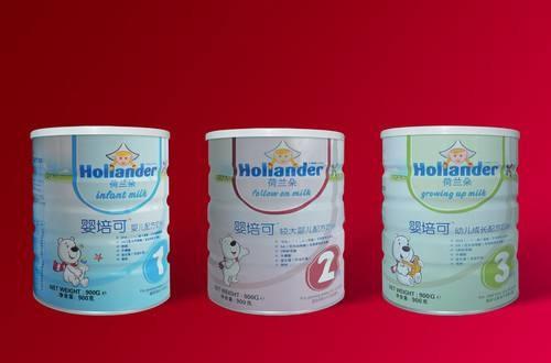 荷兰朵奶粉又被曝是假洋奶粉