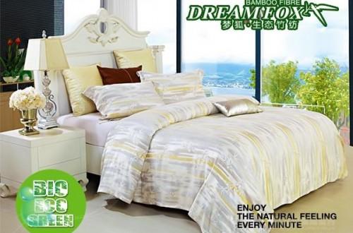 梦狐竹纤维品牌采用优质成竹为原料 为大家提供环保舒适的竹纤维产品