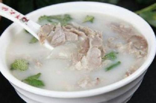 冬天喝什么汤 大锅全羊汤老少皆宜