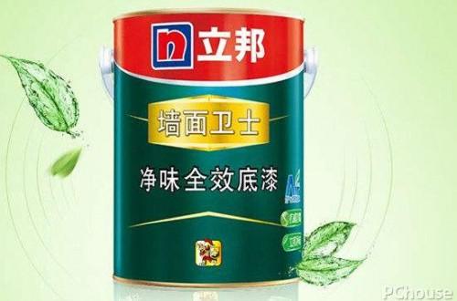 乳胶漆十大品牌排名 安全环保乳胶漆品牌排行榜