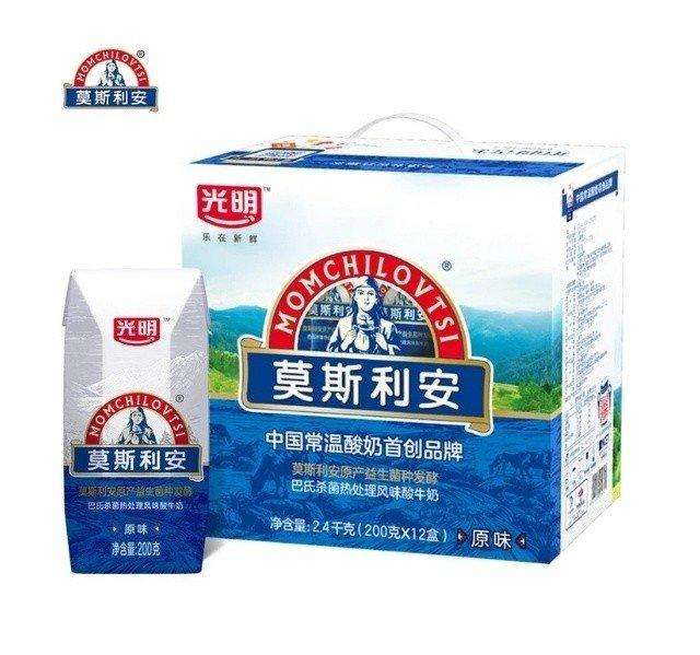 上海光明乳业经典品牌故事:莫斯利安品质之选