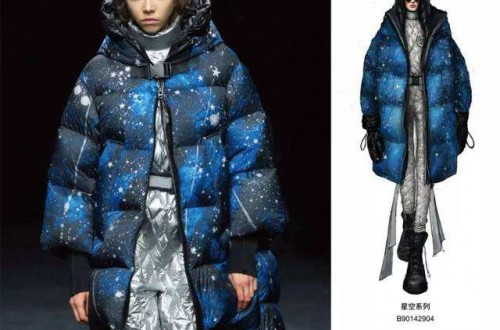 波司登官方网站:中国品牌波司登登陆时尚周成焦点