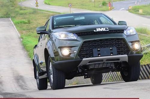 jmc是什么牌子车 江铃域虎汽车性能与特点介绍 jmc好不好