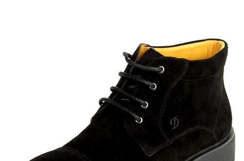 商务皮鞋什么牌子好 都彭商务时尚休闲鞋试用测评
