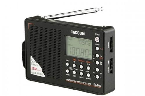 德生收音机哪款好 德生PL505使用测评