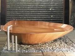 木桶浴缸的优缺点分析 选择木桶型浴缸好不好 浴缸怎么选