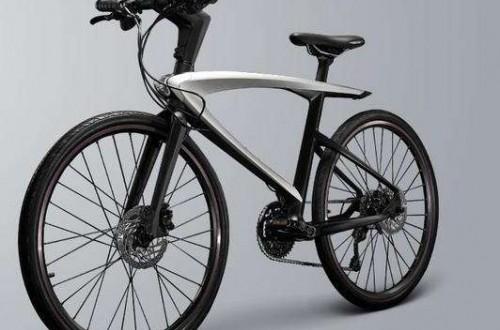 乐视自行车外形简洁流畅 打造都市时尚感