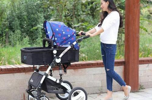婴儿推车什么牌子好 汉密尔顿创新和品质获好评