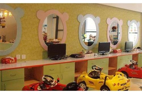 儿童理发市场容量大 有哪些优质的儿童理发品牌