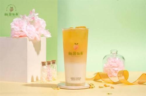 好喝的奶茶品牌桃园知茶:手匠之艺打造纯粹奶茶