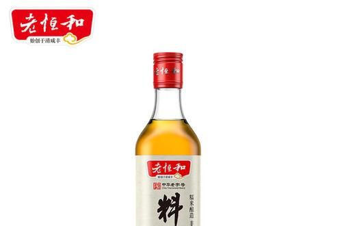 老恒和料酒倡导原酿料酒概念 获评料酒领导品牌