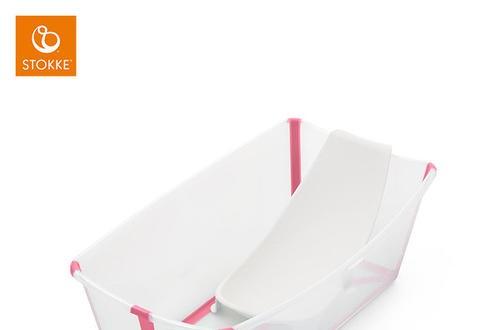 婴儿浴盆什么牌子好 Stokke折叠浴盆让宝宝爱上洗澡