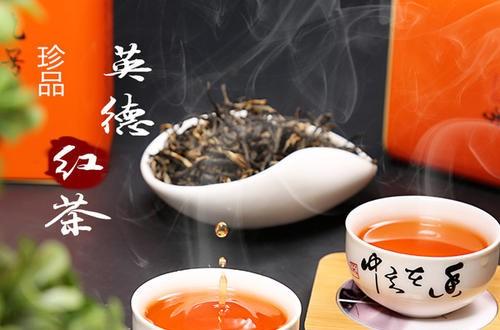 红茶什么牌子好 英德红茶走出国门香飘世界