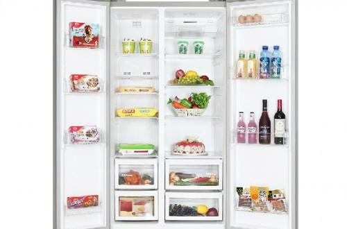 家用冰柜哪个牌子好 美菱BCD-601冰箱测评