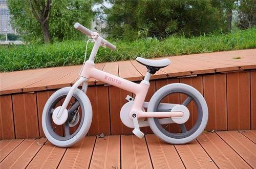 儿童自行车哪个牌子好 米兔儿童自行车一体式车架