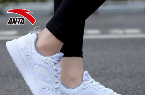 安踏轻质跑鞋怎么样 单只仅有两颗鸡蛋重