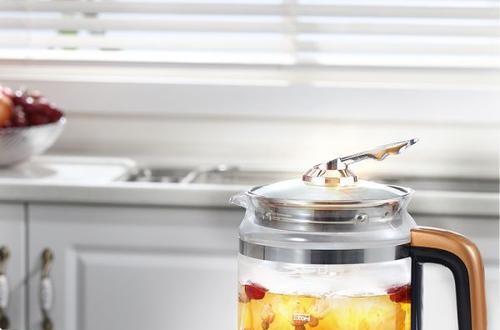 养生壶哪个品牌最好 美的养生壶特色泡发煮功能