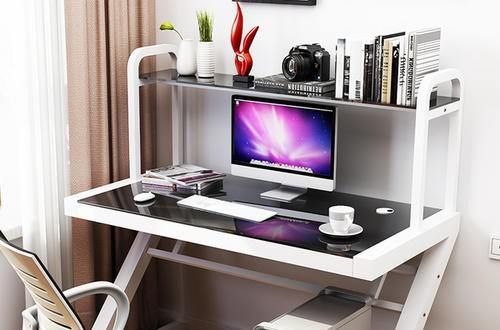 家用电脑桌有哪些款式 如何选择家用电脑桌