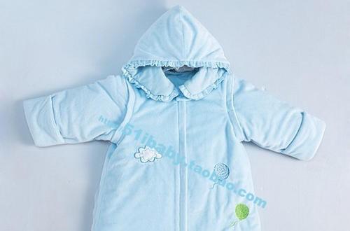 睡袋品牌i-baby 贴心细节提高宝宝睡眠质量