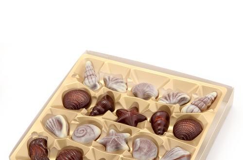 这款比利时巧克力形似贝壳 被当作国宝珍藏